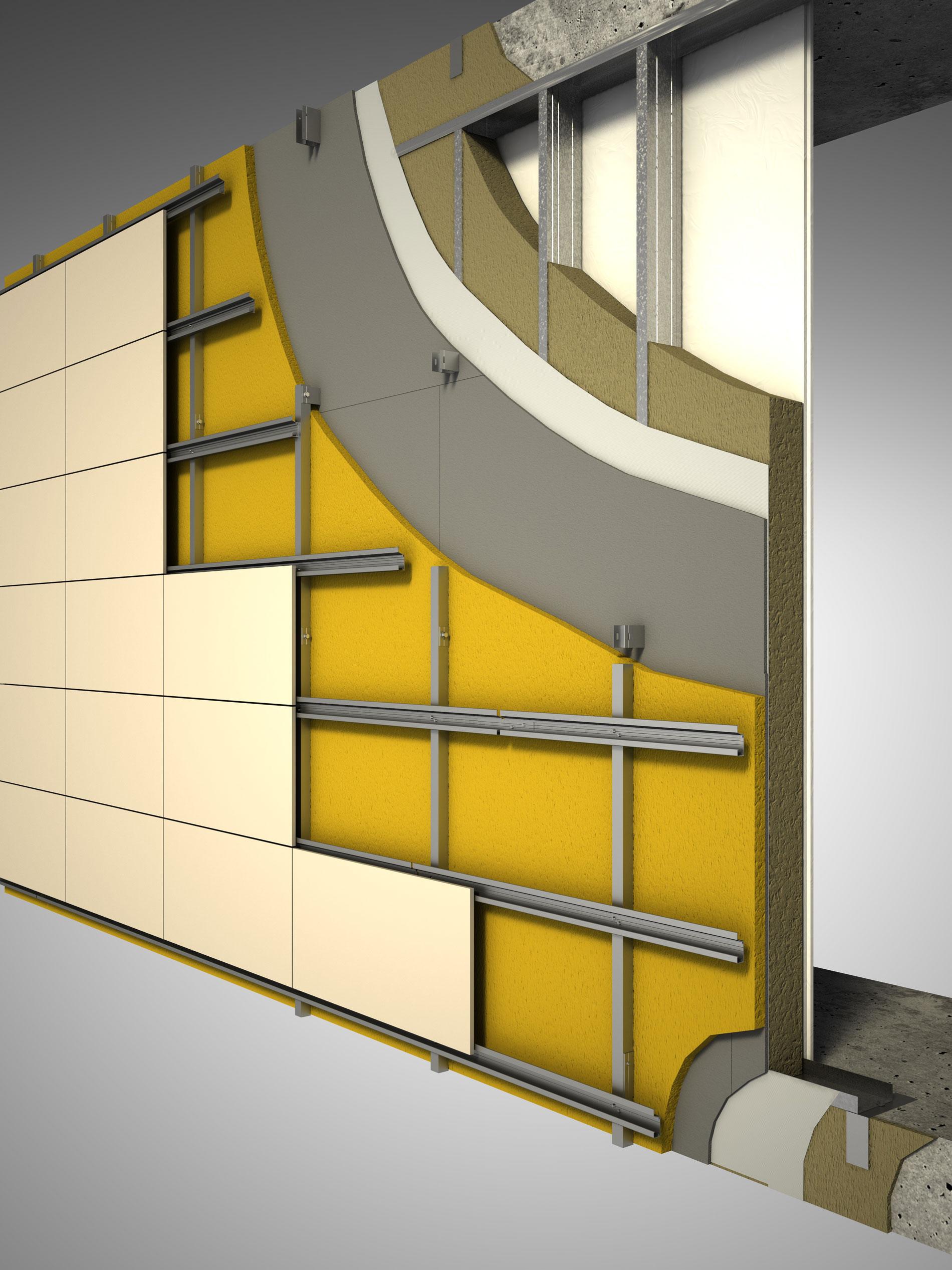 Favenk fachada ventilada - Fachadas ventiladas precios ...